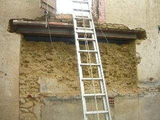 Agence illico travaux toulouse nord ouest - Ouverture sur un mur porteur ...